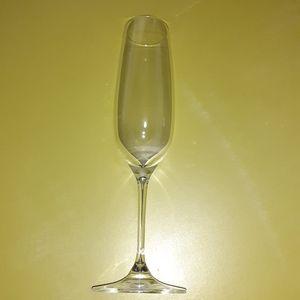 BRAND NEW CRATE&BARREL CHAMPAGNE GLASSES (12)